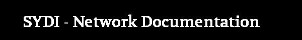 SYDI - Network documentation made easy – Script your documentation
